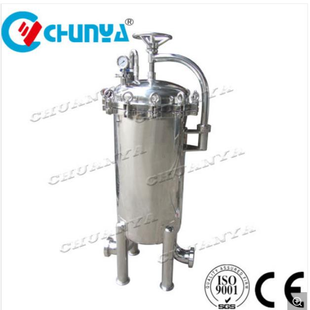 Stainless Steel Multi Bag Filter Housing.jpg